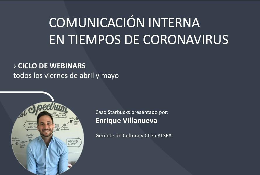 Comunicación Interna en tiempo de coronavirus
